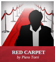 Red Carpet by Piero Torri