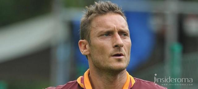 No Totti no party