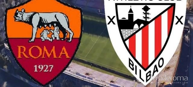 Roma-Athletic Club, diretta Facebook e Twitter (Foto)