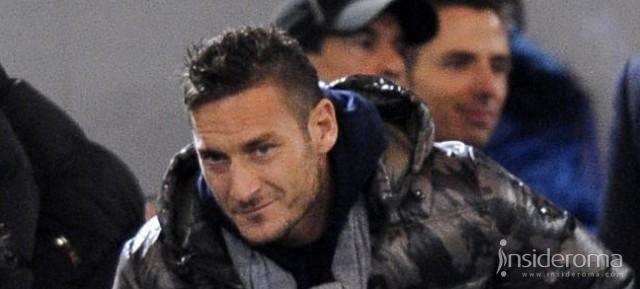 Totti c'è! E pronto all'uso…