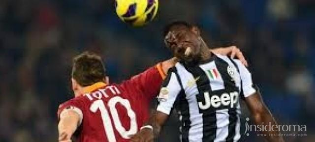 Juve-Roma: 500 mln in campo