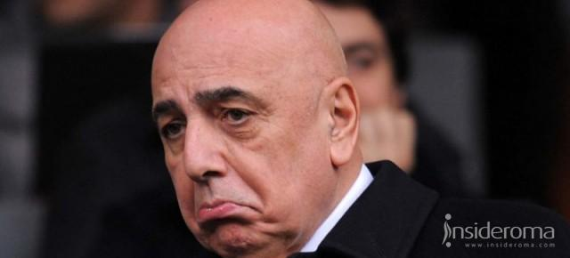 "Galliani: ""La panchina di Allegri è ben salda"""
