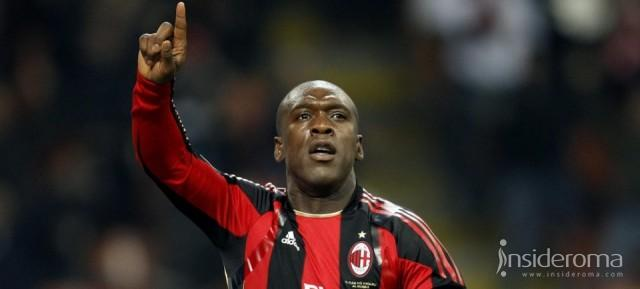 SEEDORF atterrato a Linate: