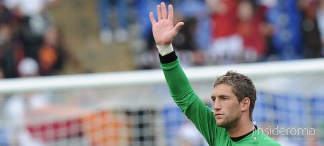 "Twitter, As Roma: ""Alle 18.30 intervista a Stekelenburg su Roma Channel"""