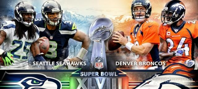 Football, attesa Superbowl 48: Denver-Seattle blocca gli States