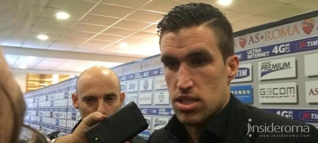 STROOTMAN in Mixed Zone:
