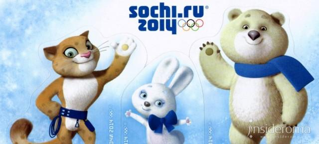 Sochi 2014: boom per i post dei fan di Facebook