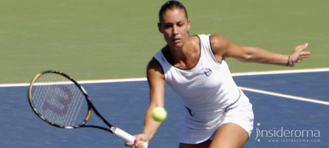 Indian Wells, Pennetta batte Radwanska 6-2 6-1. E' il 10° titolo!