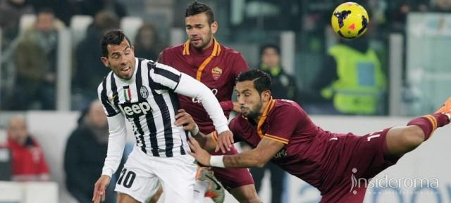Roma-Juve per l'onore
