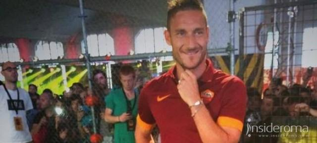 Winner Stay - Risk Everything TOTTI: