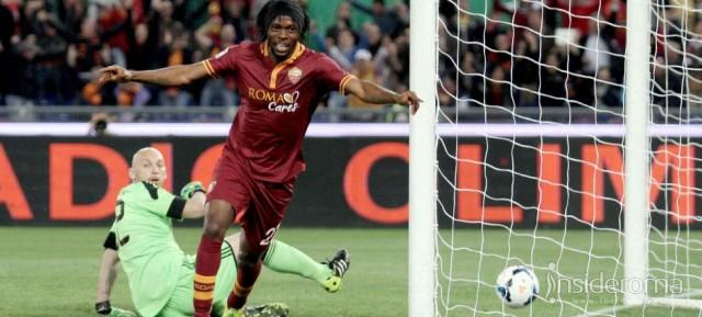 Gervinho, con la Costa d'Avorio gol e assist