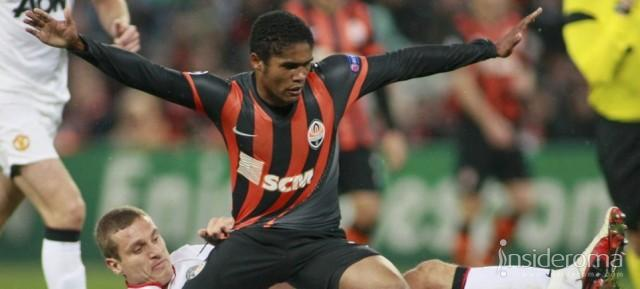 Roma idea Douglas Costa