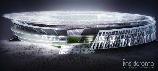La AS Roma ha siglato un accordo con CAA Sports per la vendita dei naming rights del nuovo stadio