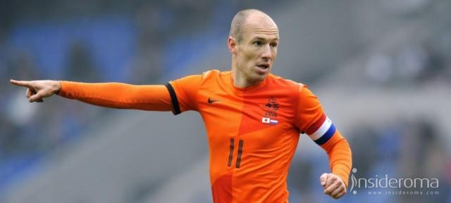 Clamoroso Robben: