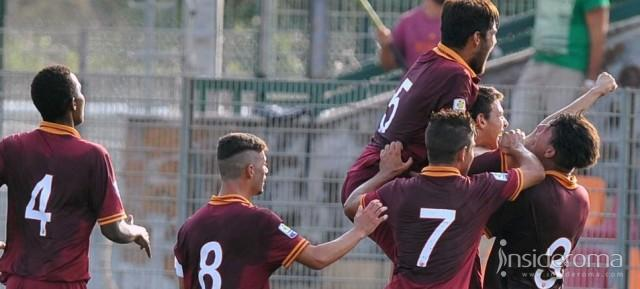 Primavera, a Rieti le gare della Youth League