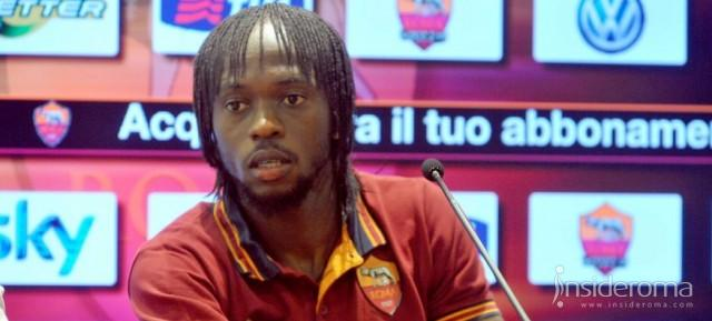 Gervinho da il benvenuto ad Ashley Cole