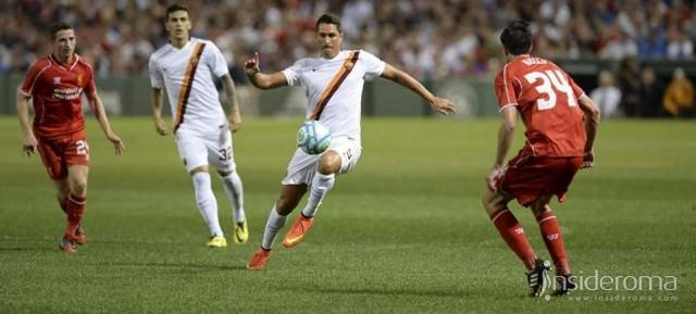 Gli highlights  dell'amichevole tra Roma e Liverpool (VIDEO)
