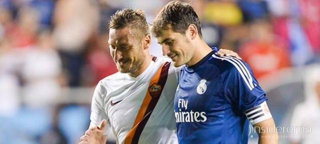 Totti doma il Real Madrid. Standing ovation a Dallas