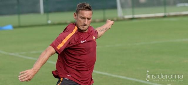 Totti è a quota 14. Maicon imbattuto
