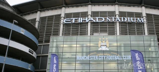 Manchester City vs As Roma - I numeri del match