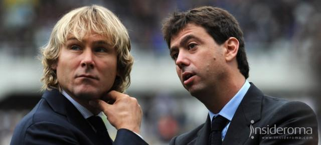 Pavel Nedved è l'ultimo a poter parlare