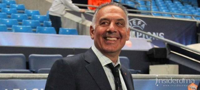 Pallotta chiama time out