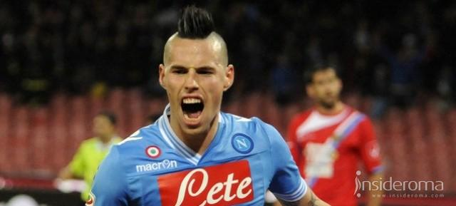 Europa League, convocati Napoli: out Hamsik per febbre