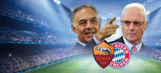 Bayern Monaco vs As Roma - La differenza tra noi....e loro