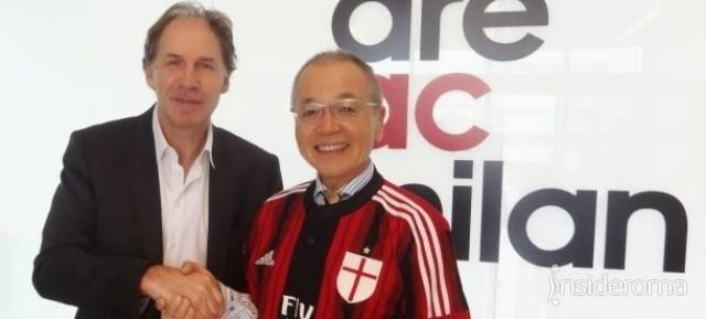 Lawson Inc diventa partner dell'AC Milan in Giappone con il supporto di Infront Sports & Media