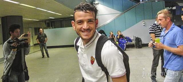 Florenzi, Cholevas e Astori in gruppo. Cole piace al New York City