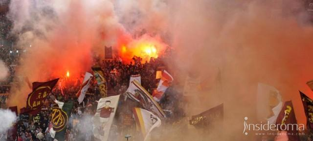 Visti dalla Curva - Roma vs Inter 4 a 2