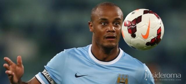 City, Kompany in dubbio per la Roma