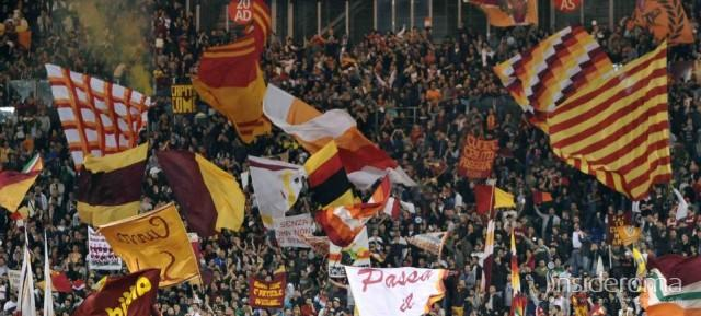 Visti dalla Curva - Roma vs Manchester City 0 a 2