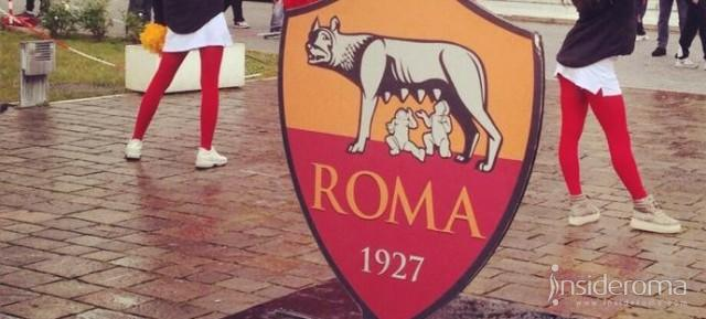Olimpico, festa all'AS Roma Fan Village (FOTO)