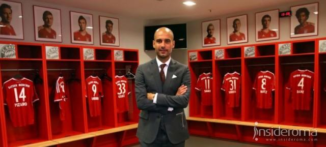 Pep pensa all'addio?