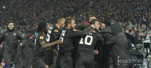 Full Time Feyenoord-Roma