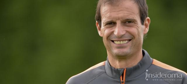 Conferenza stampa Allegri:
