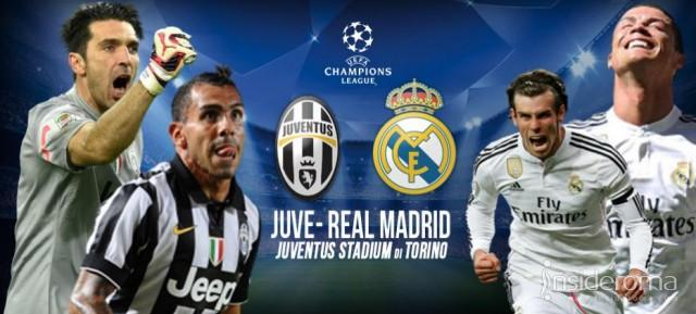 Champions League, Juventus-Real Madrid 2-1: Morata e Tevez battono Ronaldo