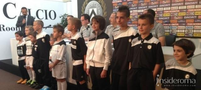 Hs Football il nuovo sponsor tecnico dell'Udinese