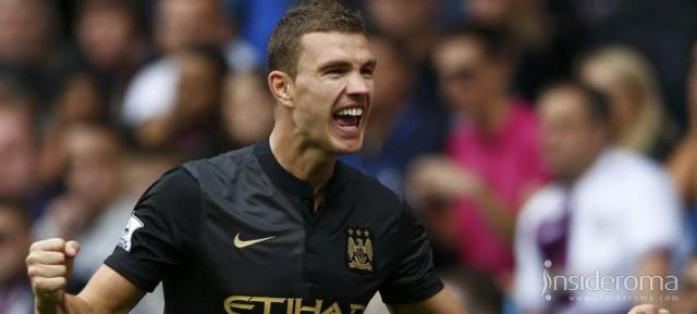 Roma-Dzeko: ora il City apre all'addio