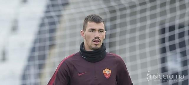 Real Madrid-Roma, Romagnoli in panchina per un affaticamento muscolare