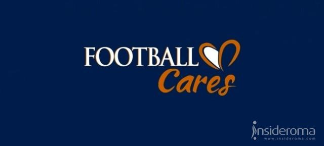 Anche la Figc applaude Football Cares Strootman: visita okay