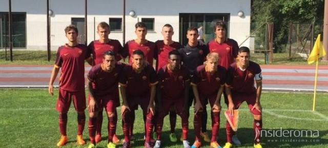 Youth League, i ragazzi di De Rossi in campo alle 15