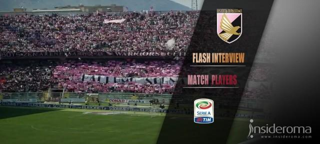 Match Interview Palermo - Iachini: