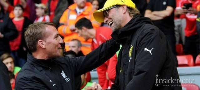 Liverpool, Rodgers esonerato: Klopp in pole per la panchina