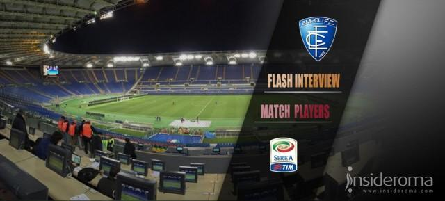 Match Interview Empoli - Giampaolo: