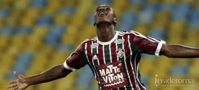 Gerson in gol nel match tra Fluminense e Vasco (Video)