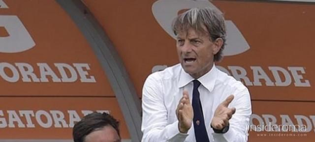 Youth League, Alberto De Rossi: