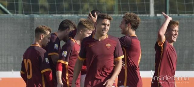 Youth League, Barcellona-Roma 3-3. 20'pt Tur, 23'pt 39'pt Alena, 48'pt 40'st Ponce, 18' st Marchizza rig. Ponce sugli scudi