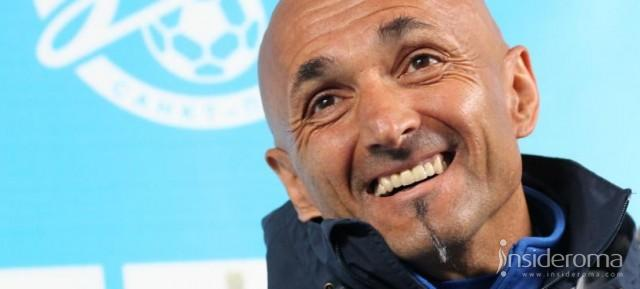 Spalletti in volo verso Miami